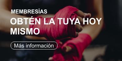 Clases de boxeo en cancun