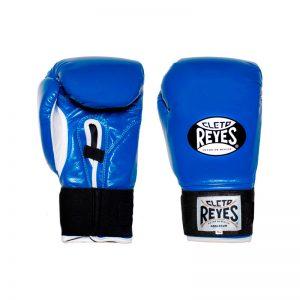 Guante para boxeo amateur color azul