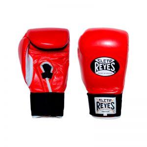 Guante para boxeo amateur color rojo