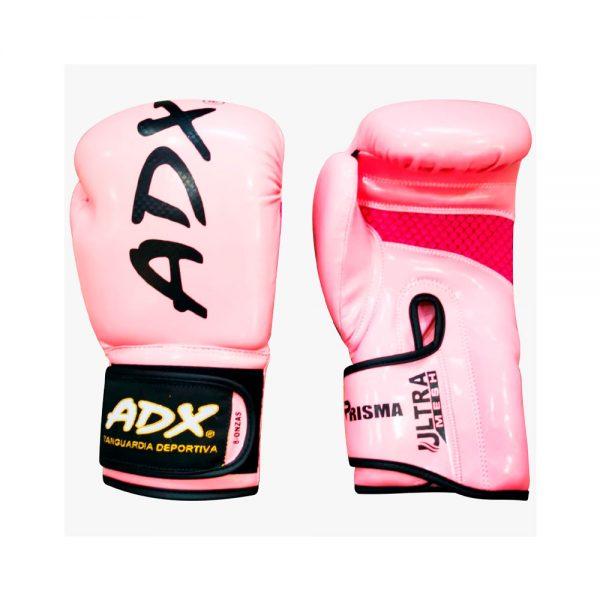 Guantes PRISMA ADX para entrenamiento color Rosa