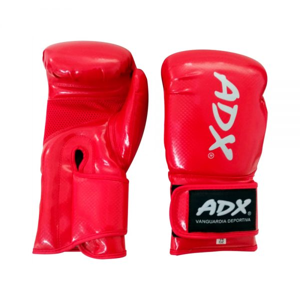 Guantes PRISMA ADX para entrenamiento color Rojo