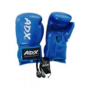 Guantes PRISMA ADX para entrenamiento color Azul Rey