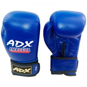 Guantes de Box Amateur Azul