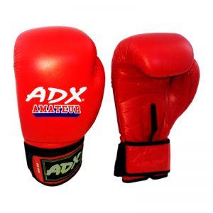 Guantes de Box Amateur Rojo