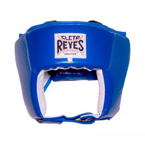 Protector de cabeza amateur color azul