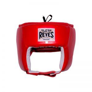 Protector de cabeza amateur color rojo