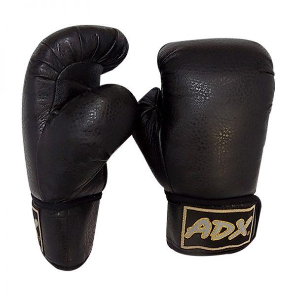 Par de guantes infantil para boxeo Negro