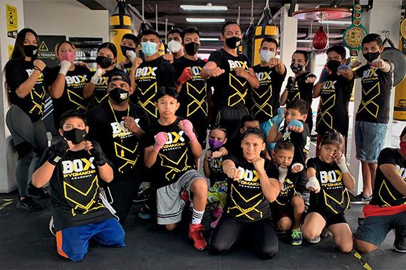 Academia de box Pygmakhia